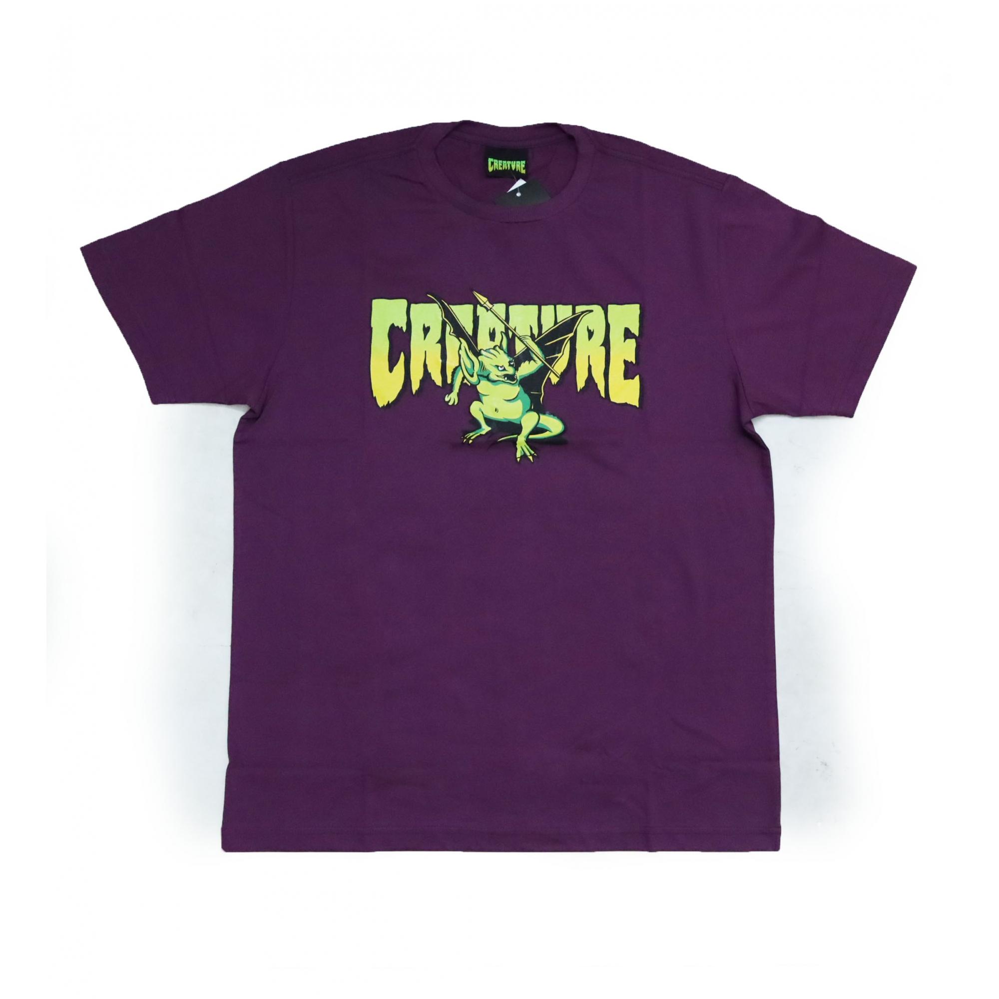 Camiseta Creature Swamper - Roxo