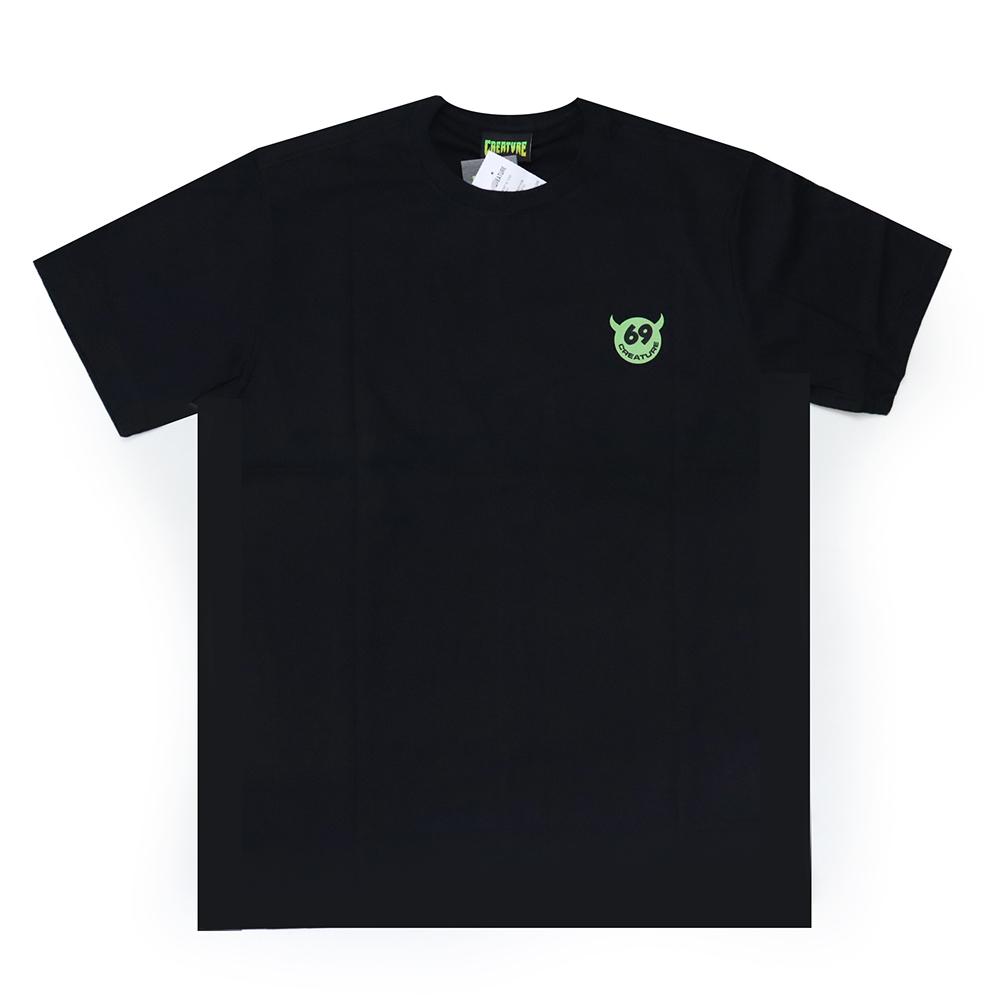 Camiseta Creature Too Horny - Preto