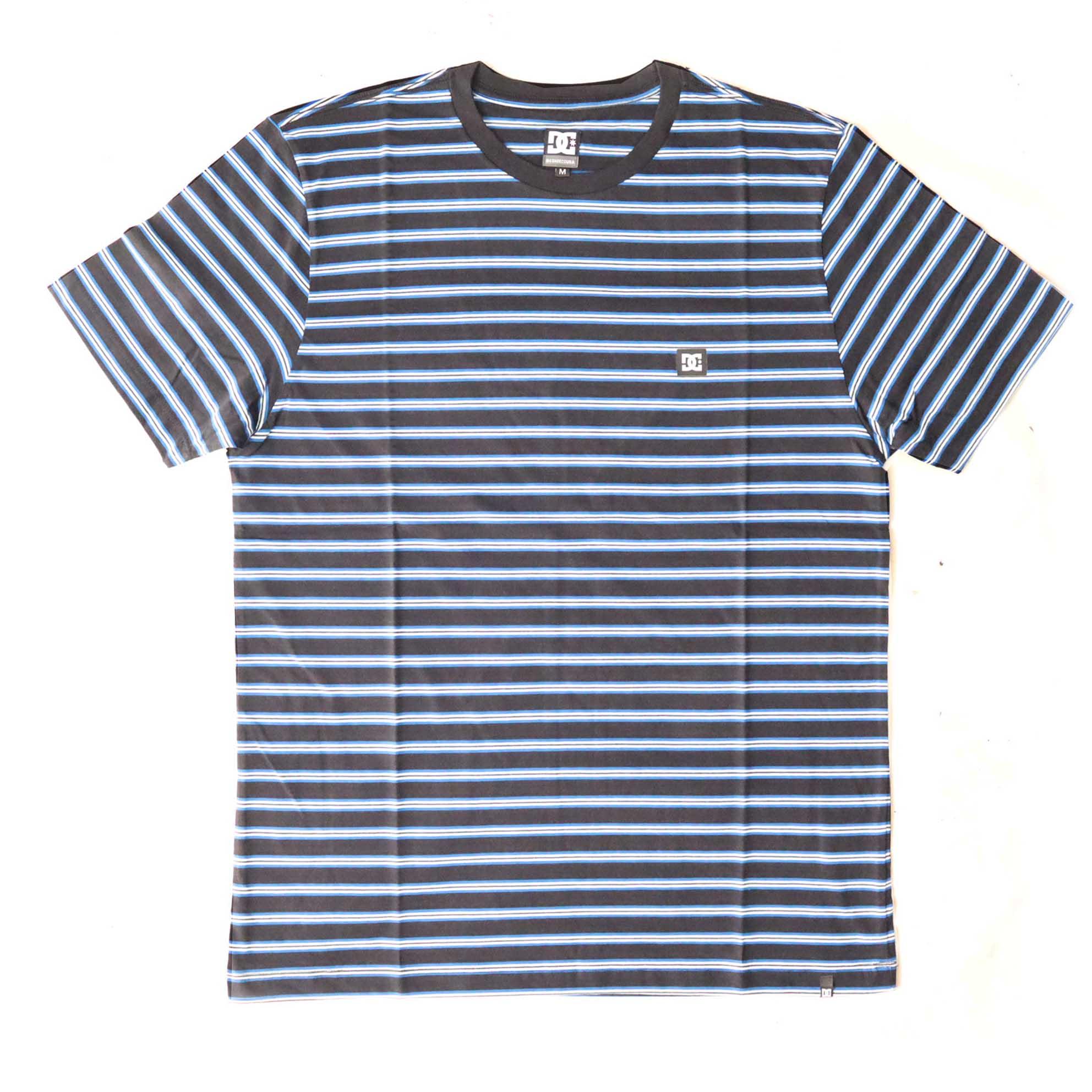 Camiseta DC Shoes Interwine - Azul Marinho
