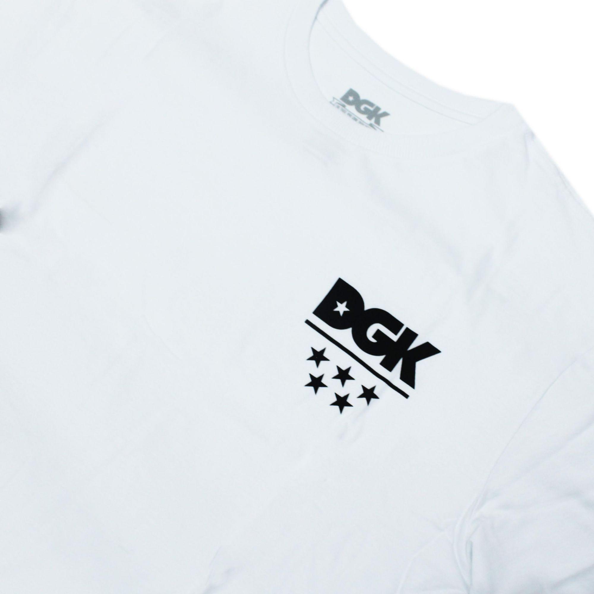 Camiseta DGK All Star Branco