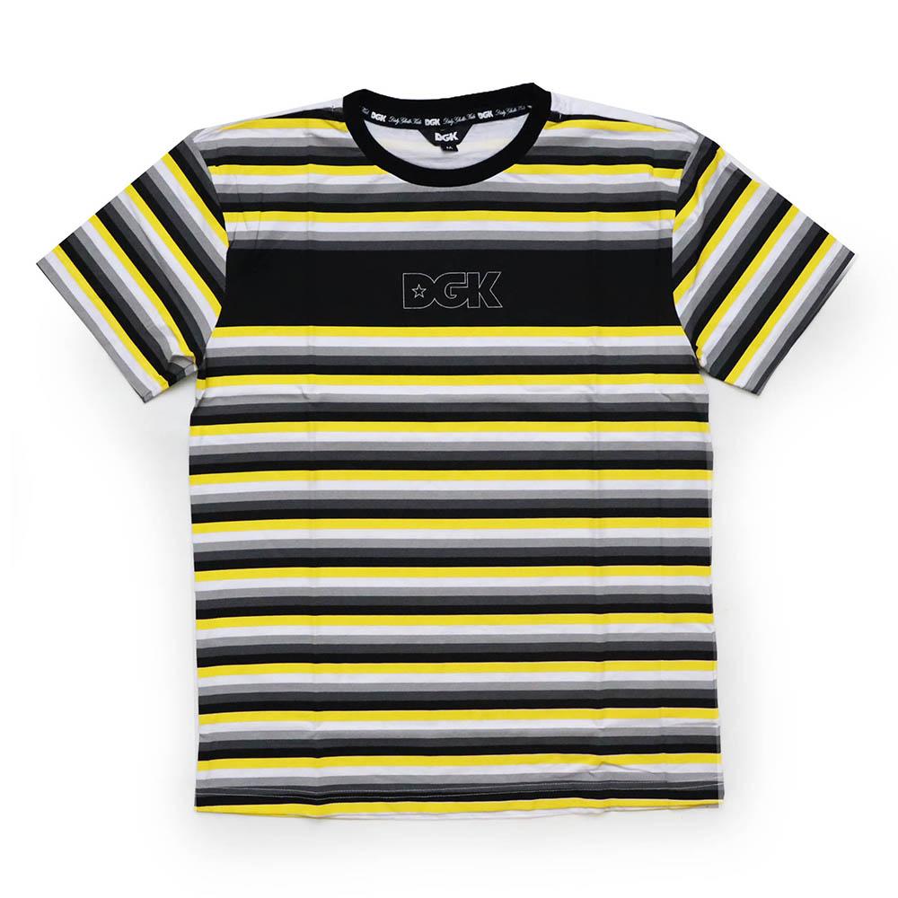 Camiseta DGK Attack - Amarelo