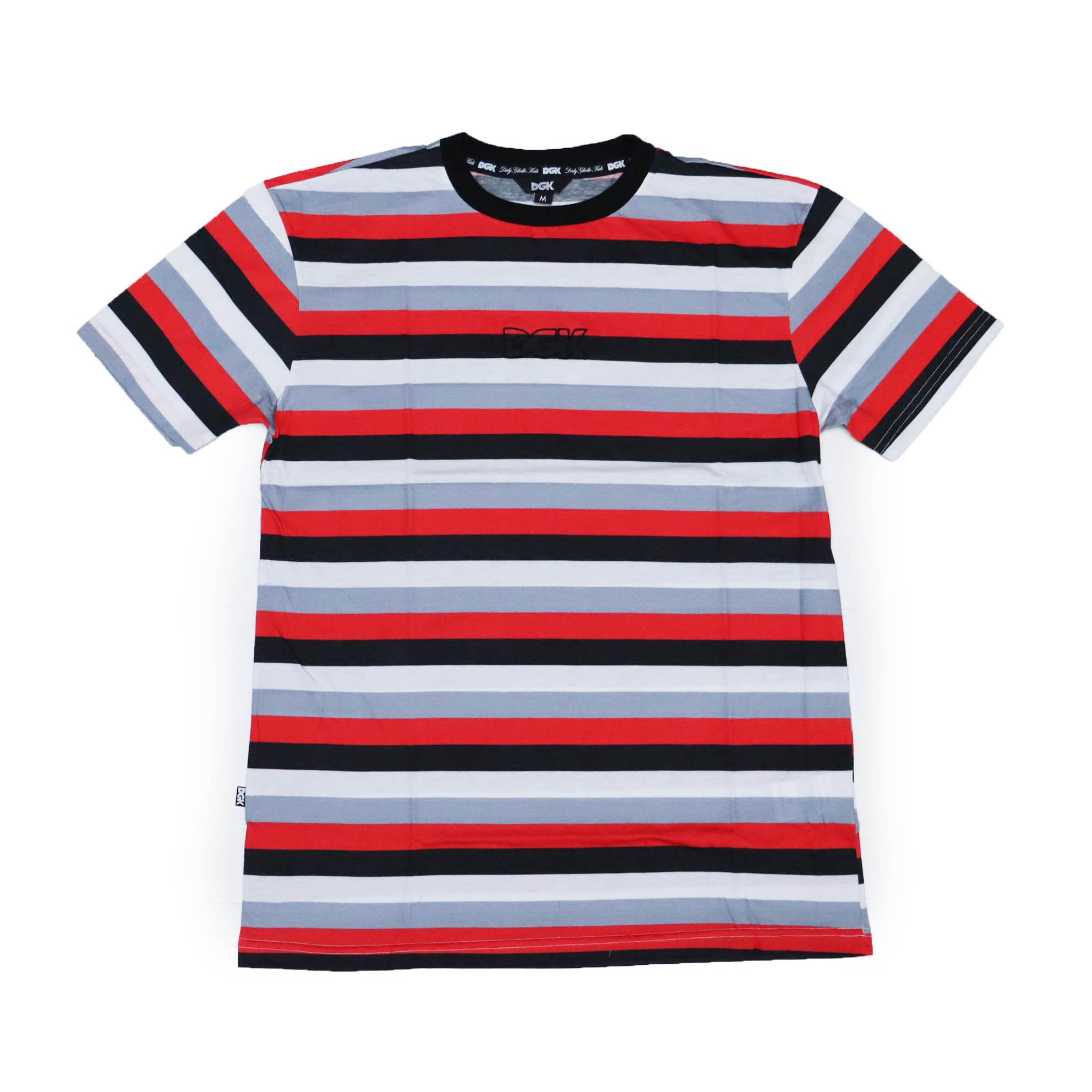 Camiseta DGK Clutch - Colorido