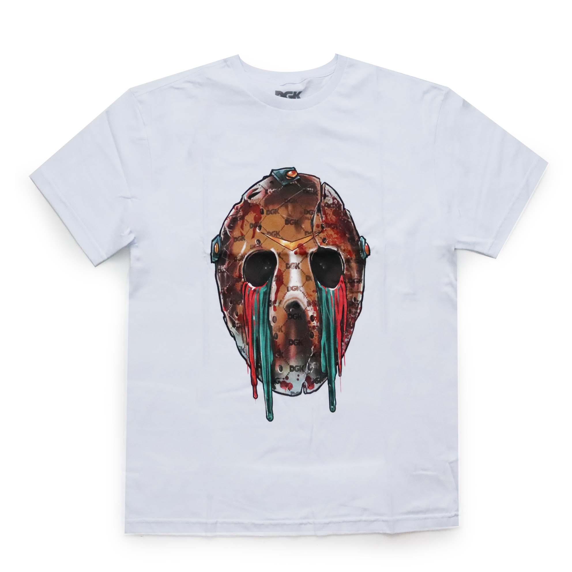Camiseta DGK Hooligan - Branco