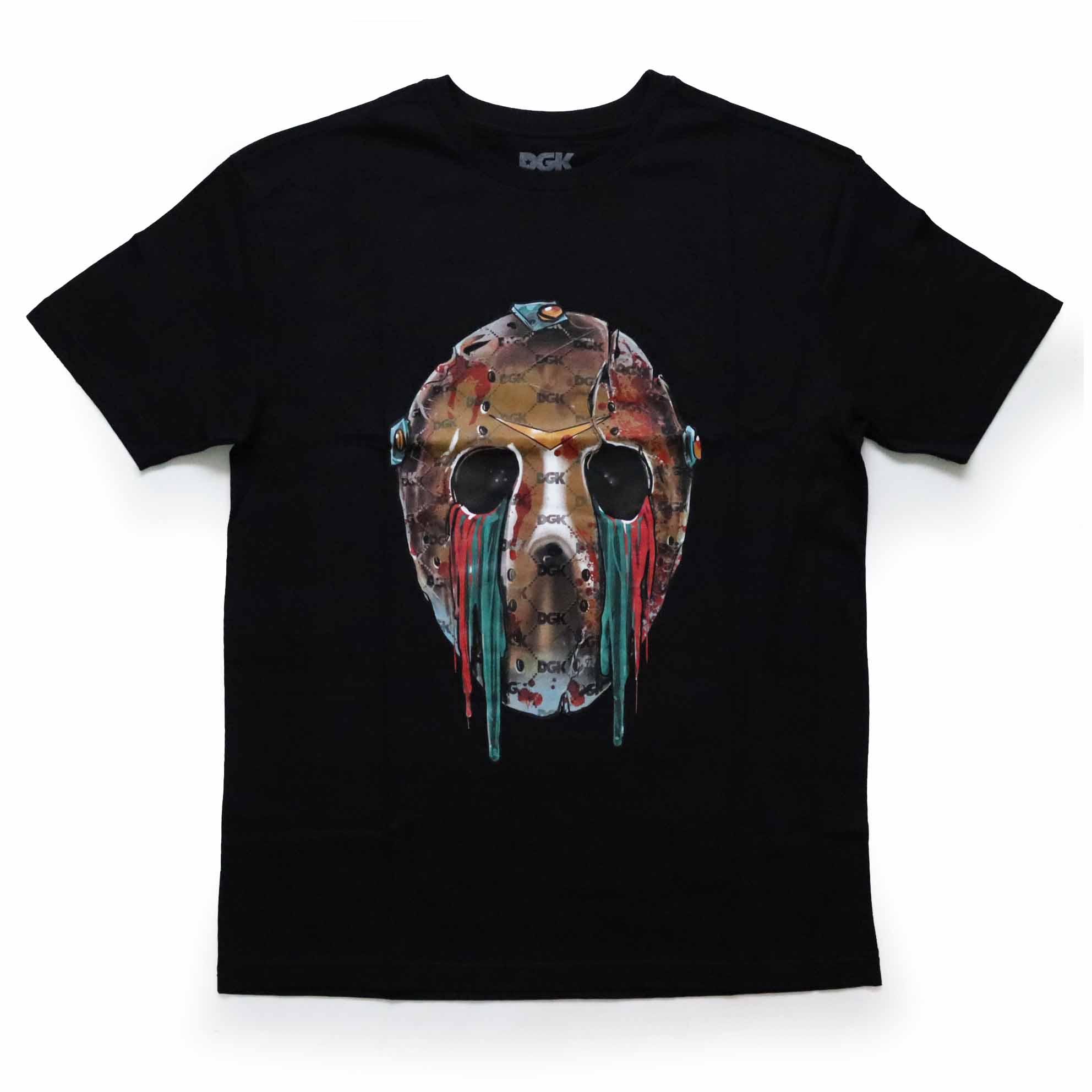Camiseta DGK Hooligan - Preto
