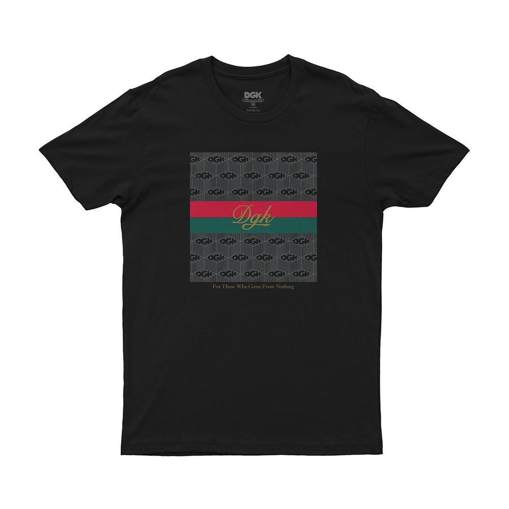Camiseta DGK Lux - Preto
