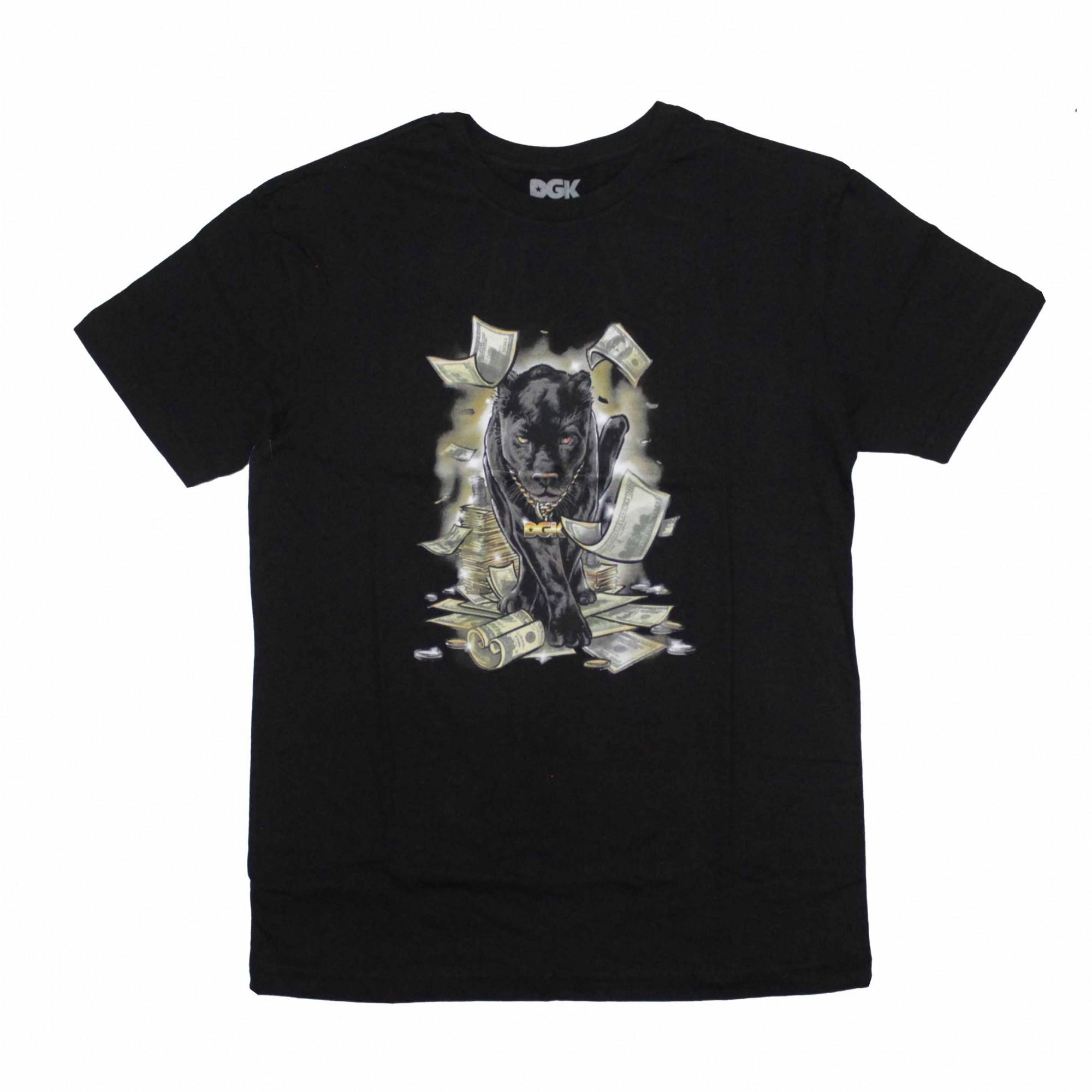 Camiseta DGK Prowl - Preto
