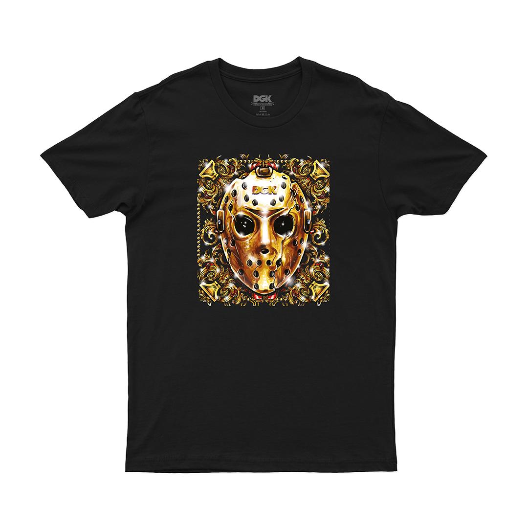 Camiseta DGK Royalty - Preto