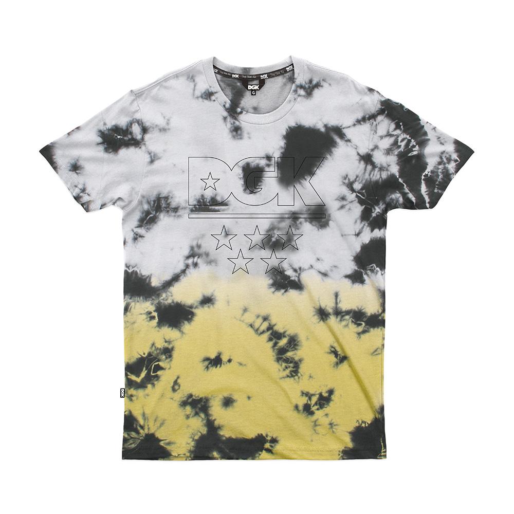 Camiseta DGK Shadow - Tie Dye