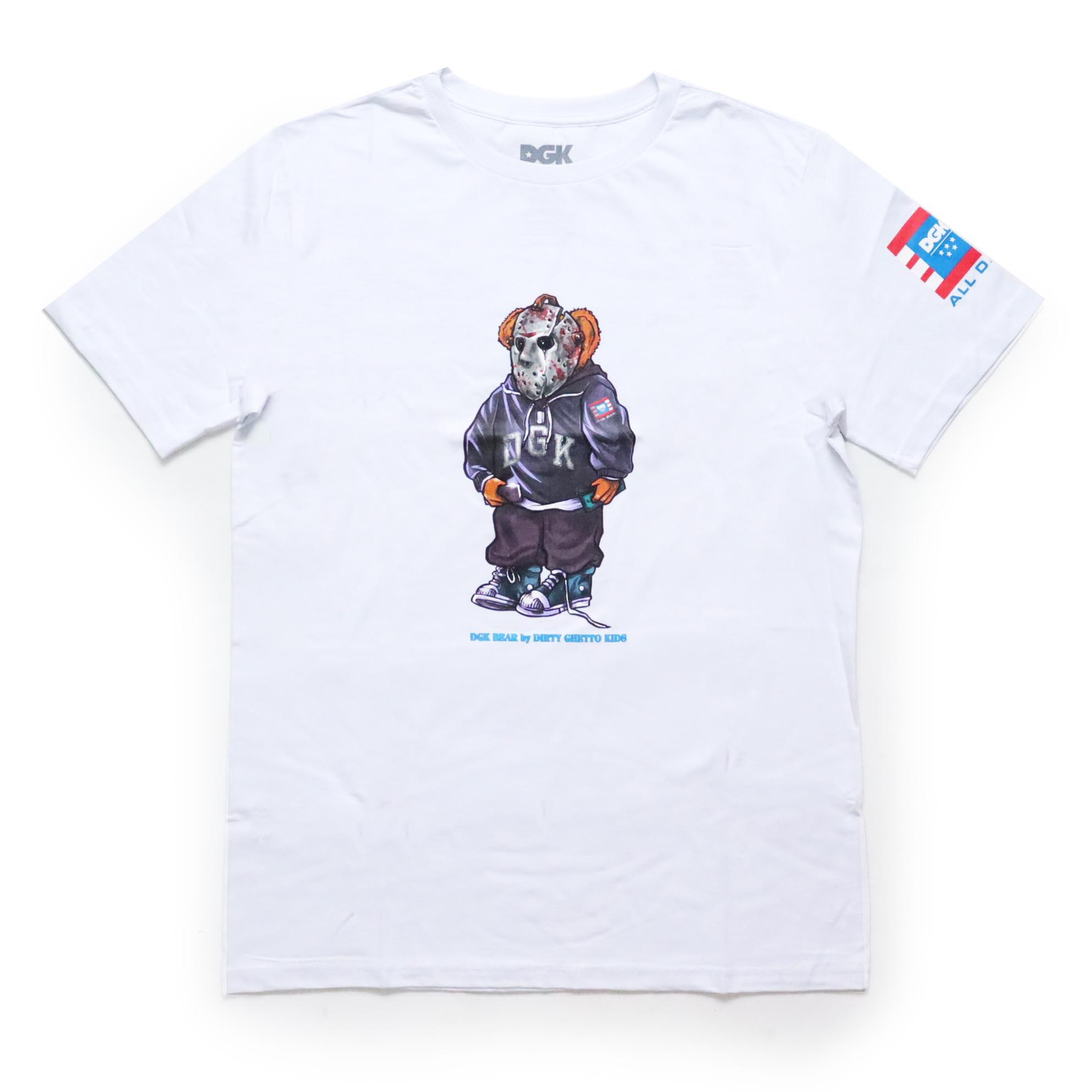 Camiseta DGK The Plung - Branco