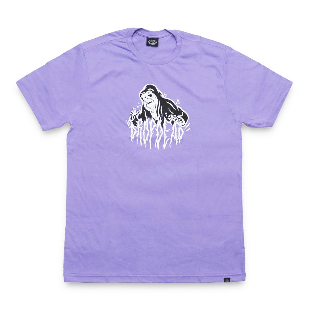 Camiseta Drop Dead Magic - Lilás