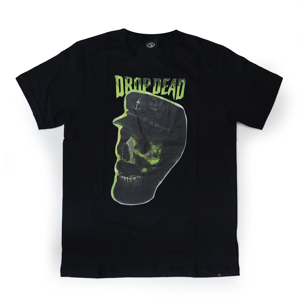 Camiseta Drop Dead Sailor - Preto
