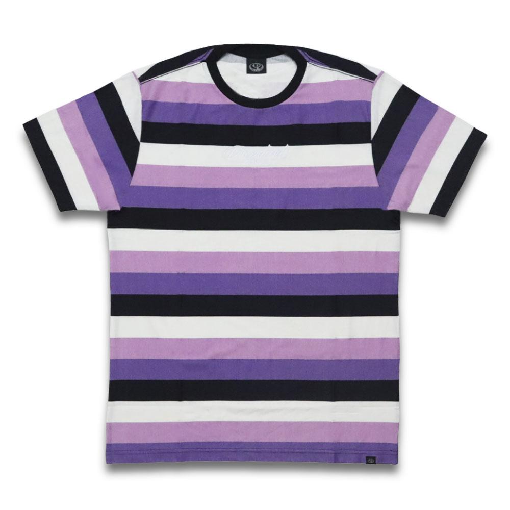 Camiseta Drop Dead Since - Roxo