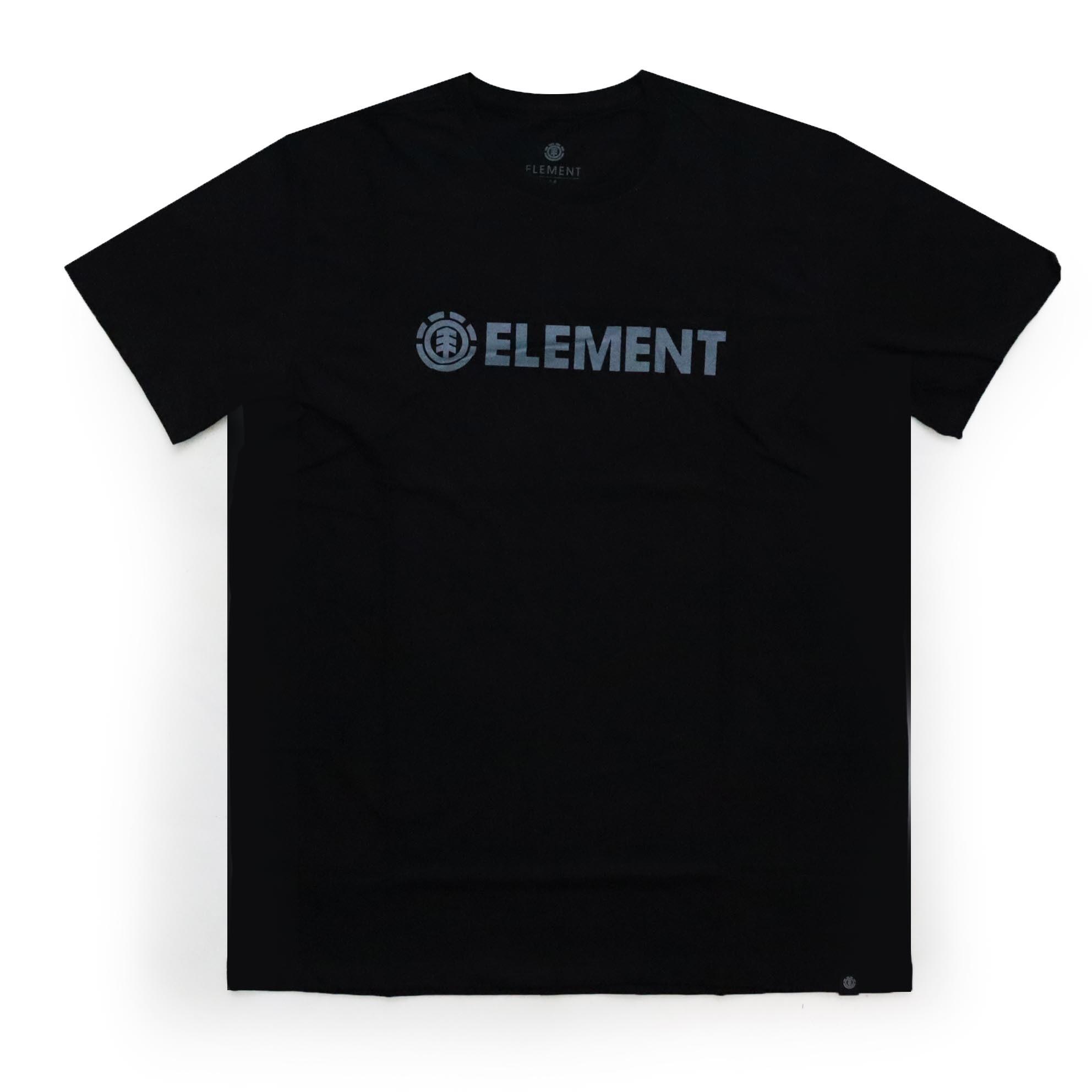 Camiseta Element Blazin - Preto