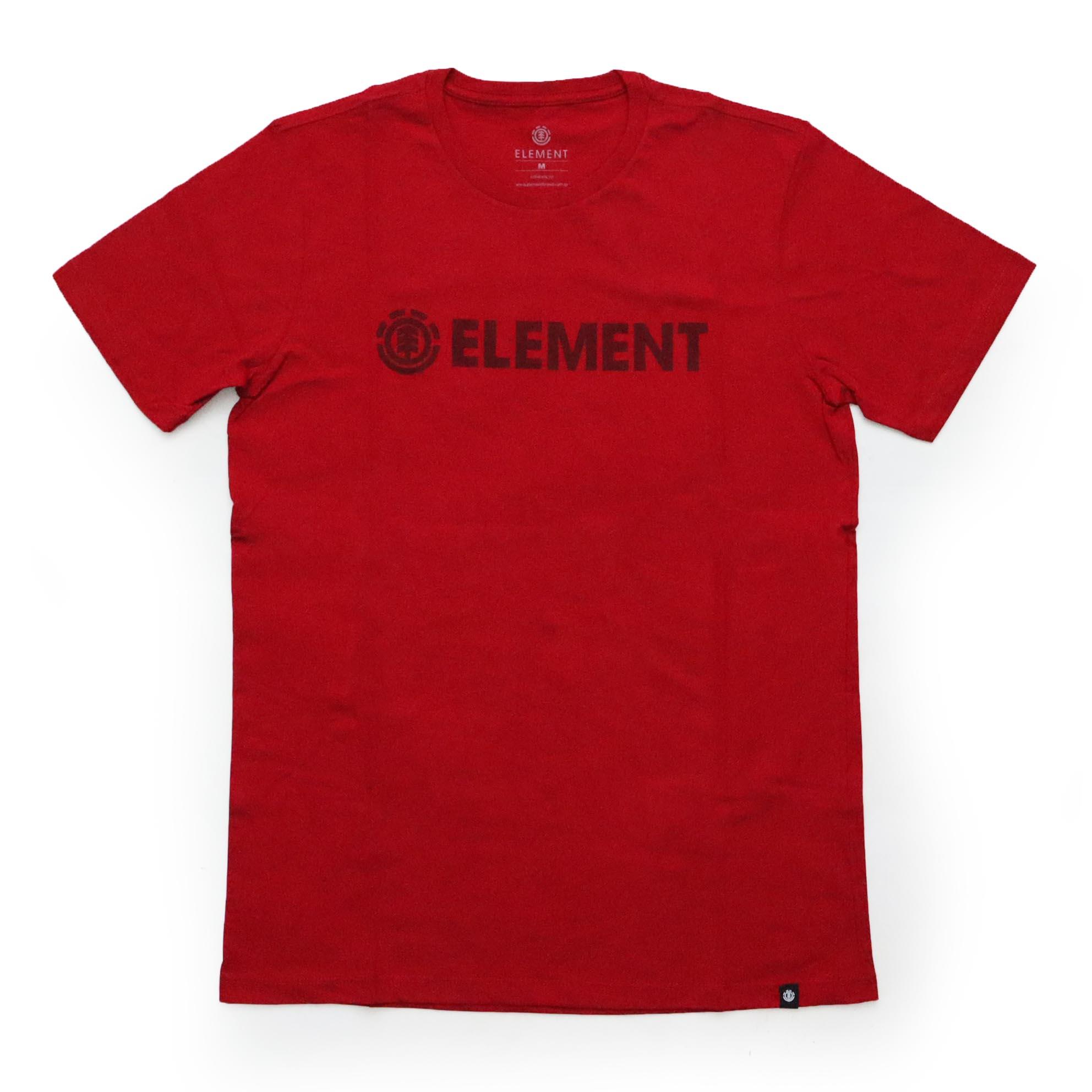 Camiseta Element Blazin - Vermelho