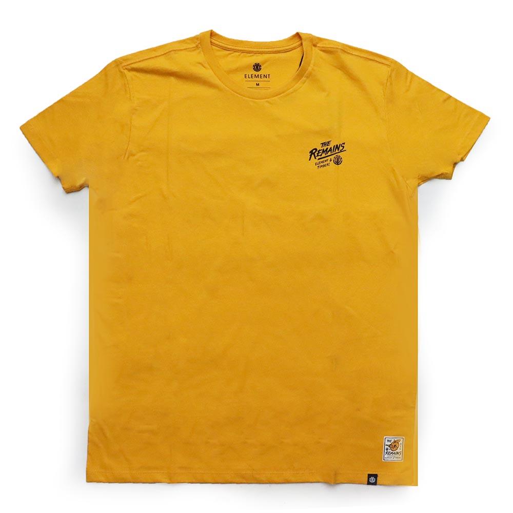 Camiseta Element Timber Liberty - Amarelo