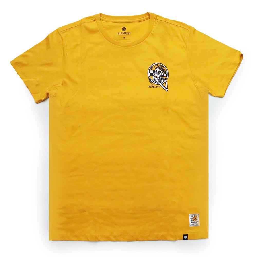 Camiseta Element Timber Taxi Driver - Amarelo