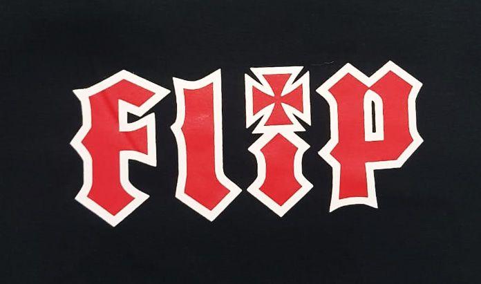 Camiseta Flip Classic HKD Preta