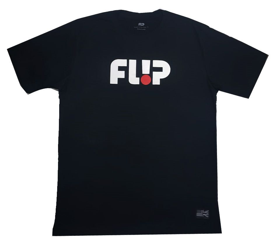 Camiseta Flip Classic Odyssey Preta