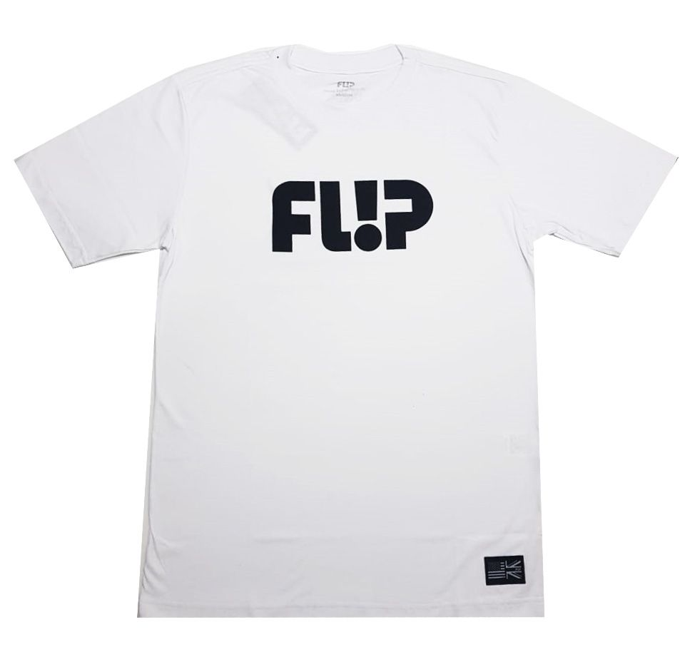 Camiseta Flip Odyssey Branca