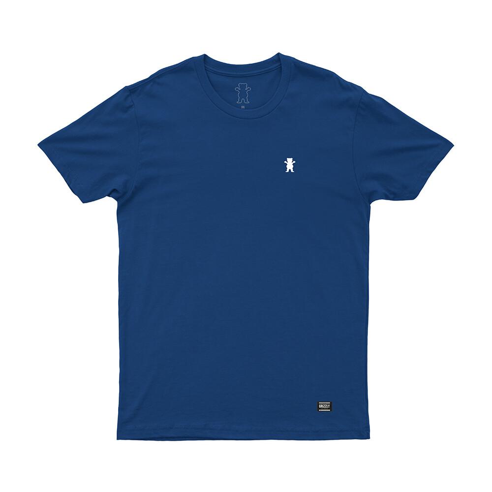 Camiseta Grizzly Mini Og Bear - Azul Royal