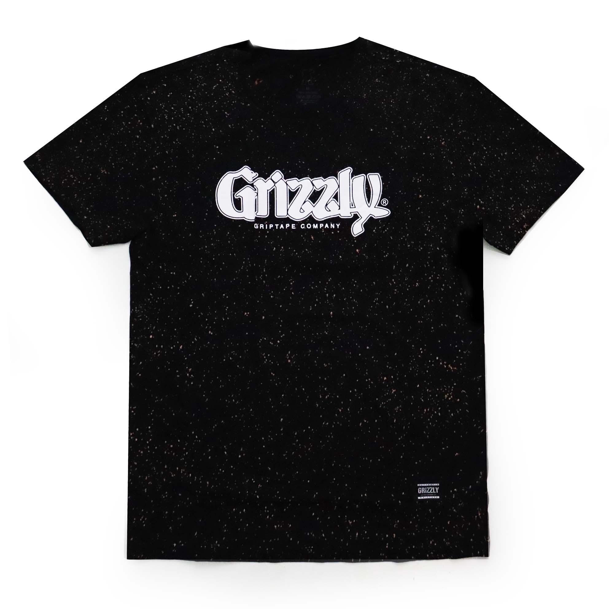 Camiseta Grizzly Tree Top - Tie Dye