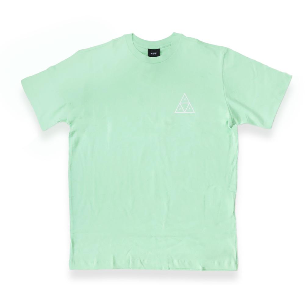 Camiseta HUF Essentials TT - Verde Menta
