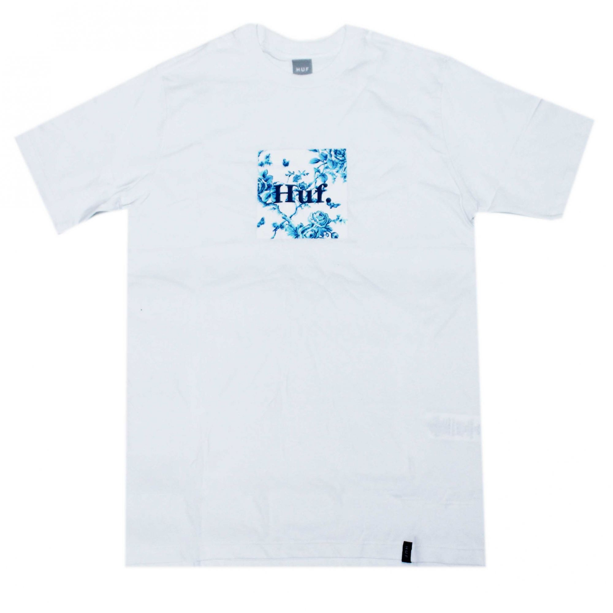 Camiseta HUF Highline Box Branco
