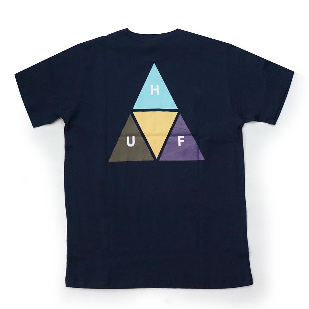 Camiseta HUF Prism Trail - Azul Marinho