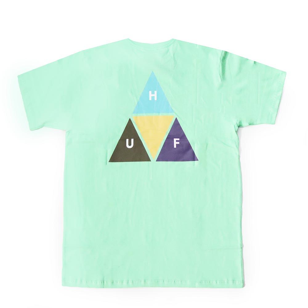 Camiseta HUF Prism Trail - Verde Menta