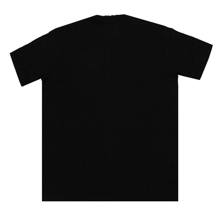 Camiseta Independent 4 Tier Cross Tree Colors Bottom Black