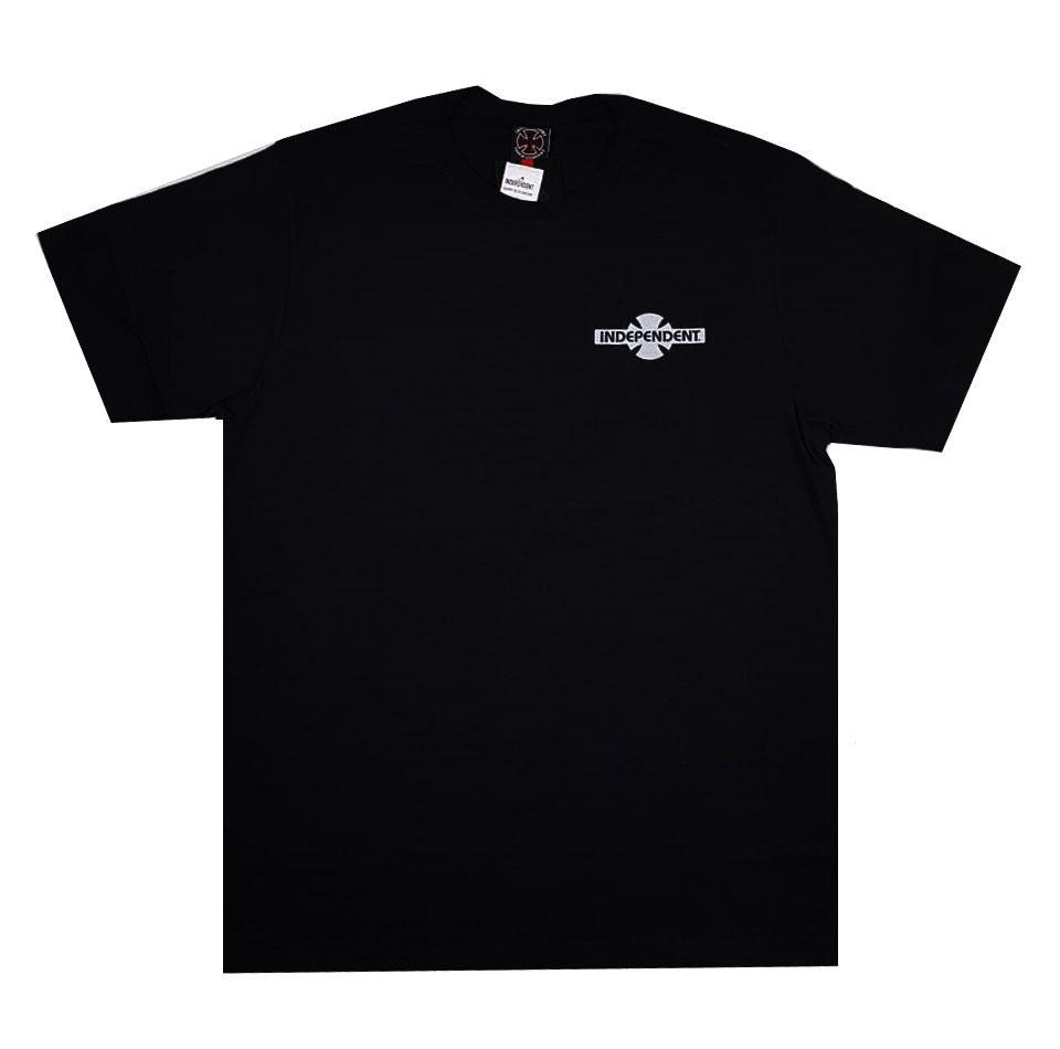 Camiseta Independent BTG Cross Black