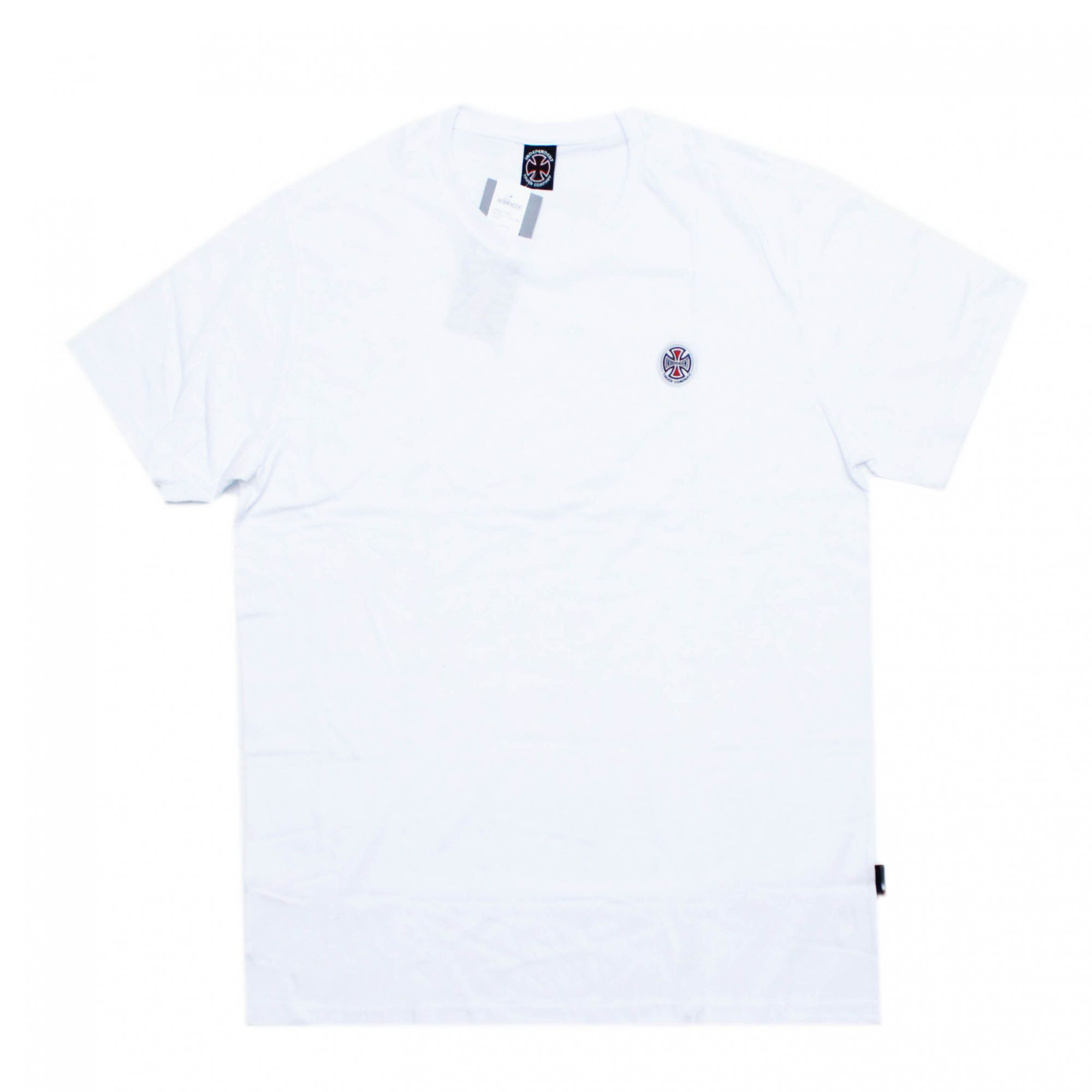 Camiseta Independent Buttom Truck Co 3 Colors Chest Branco