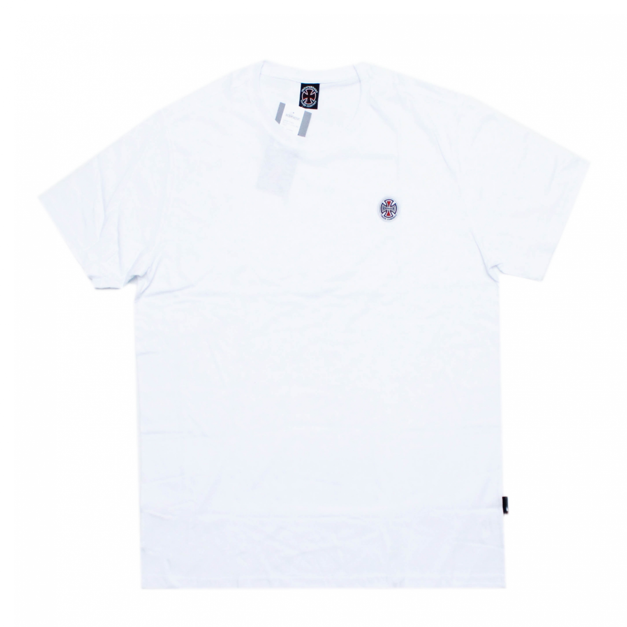 Camiseta Independent Buttom Truck Co 3 Colors Chest - Branco