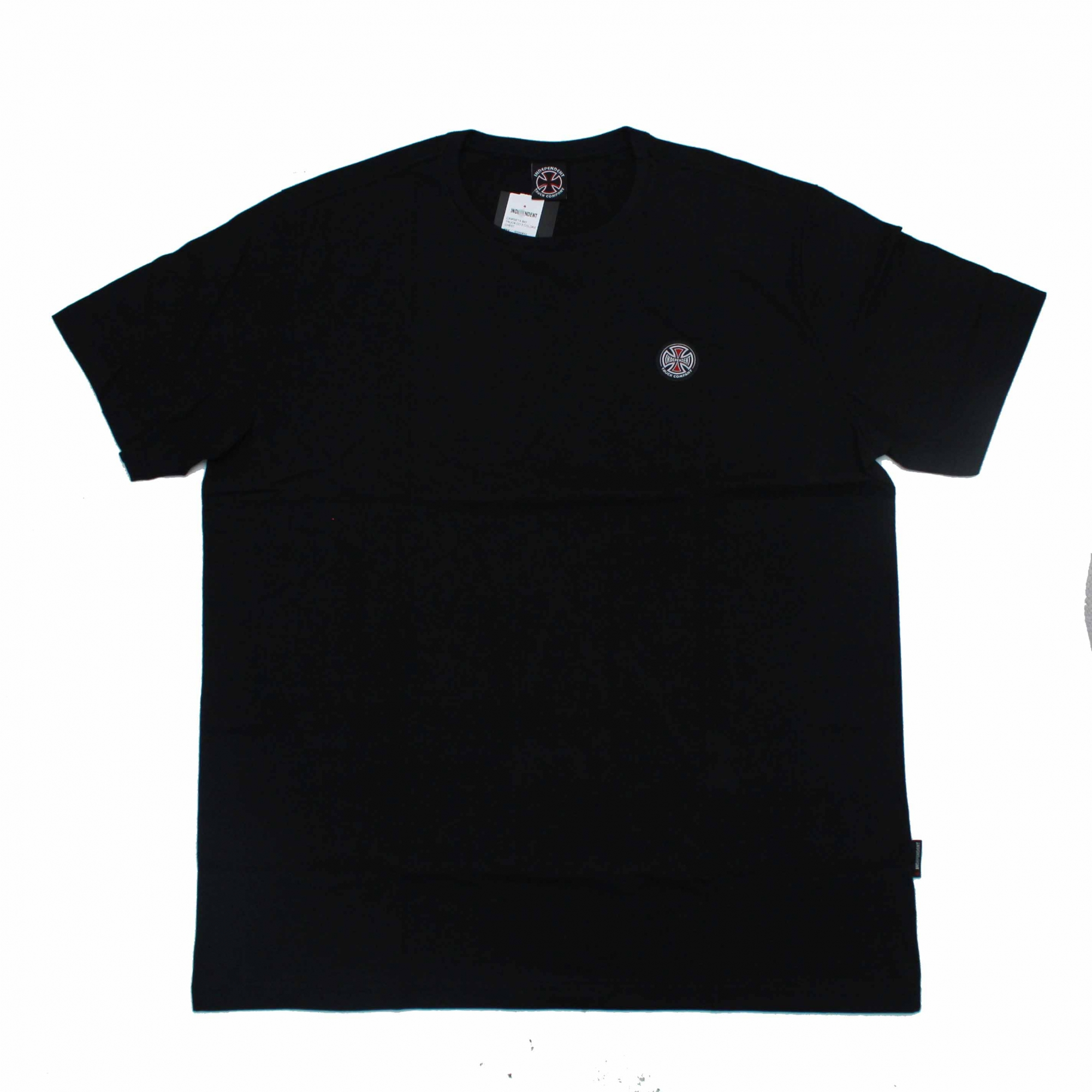 Camiseta Independent Buttom Truck Co 3 Colors Chest - Preto