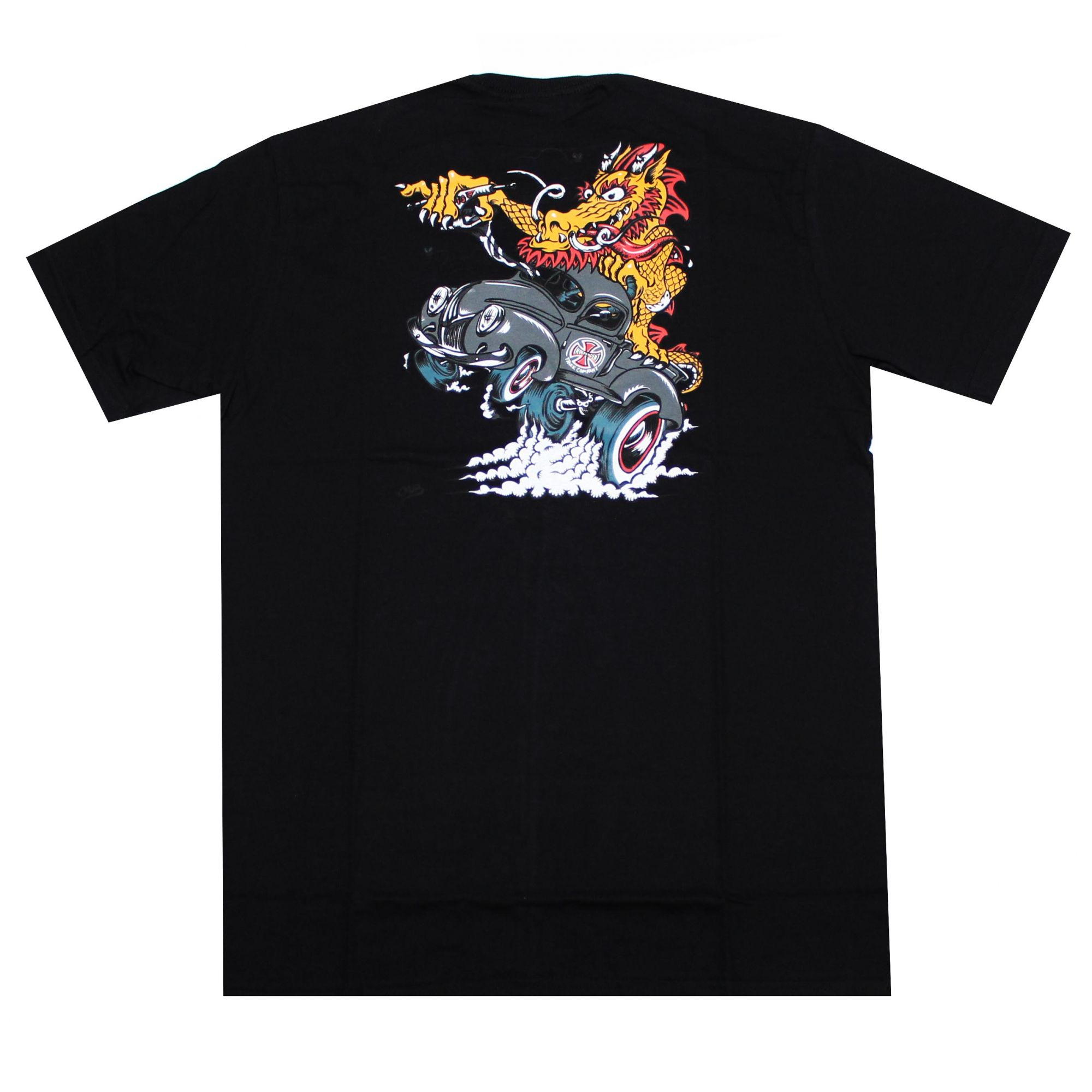 Camiseta Independent Cab Dragster Black