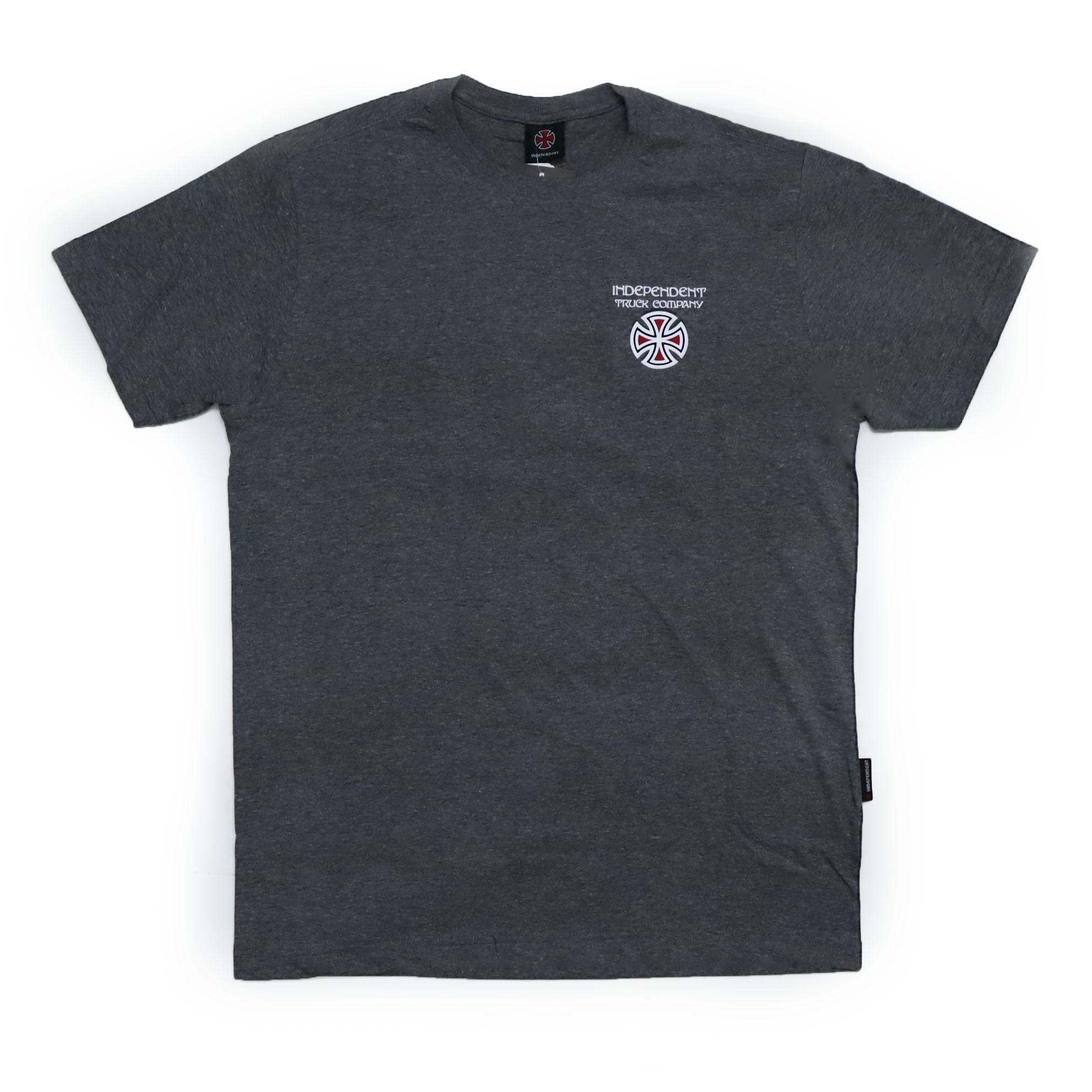 Camiseta Independent Confine - Chumbo Mescla
