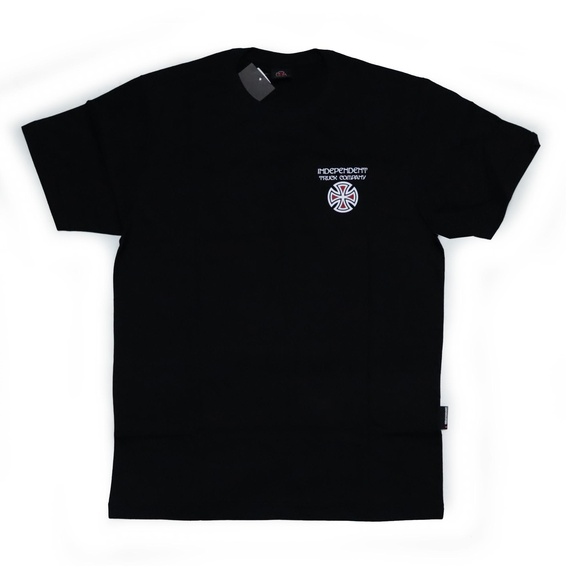 Camiseta Independent Confine - Preto