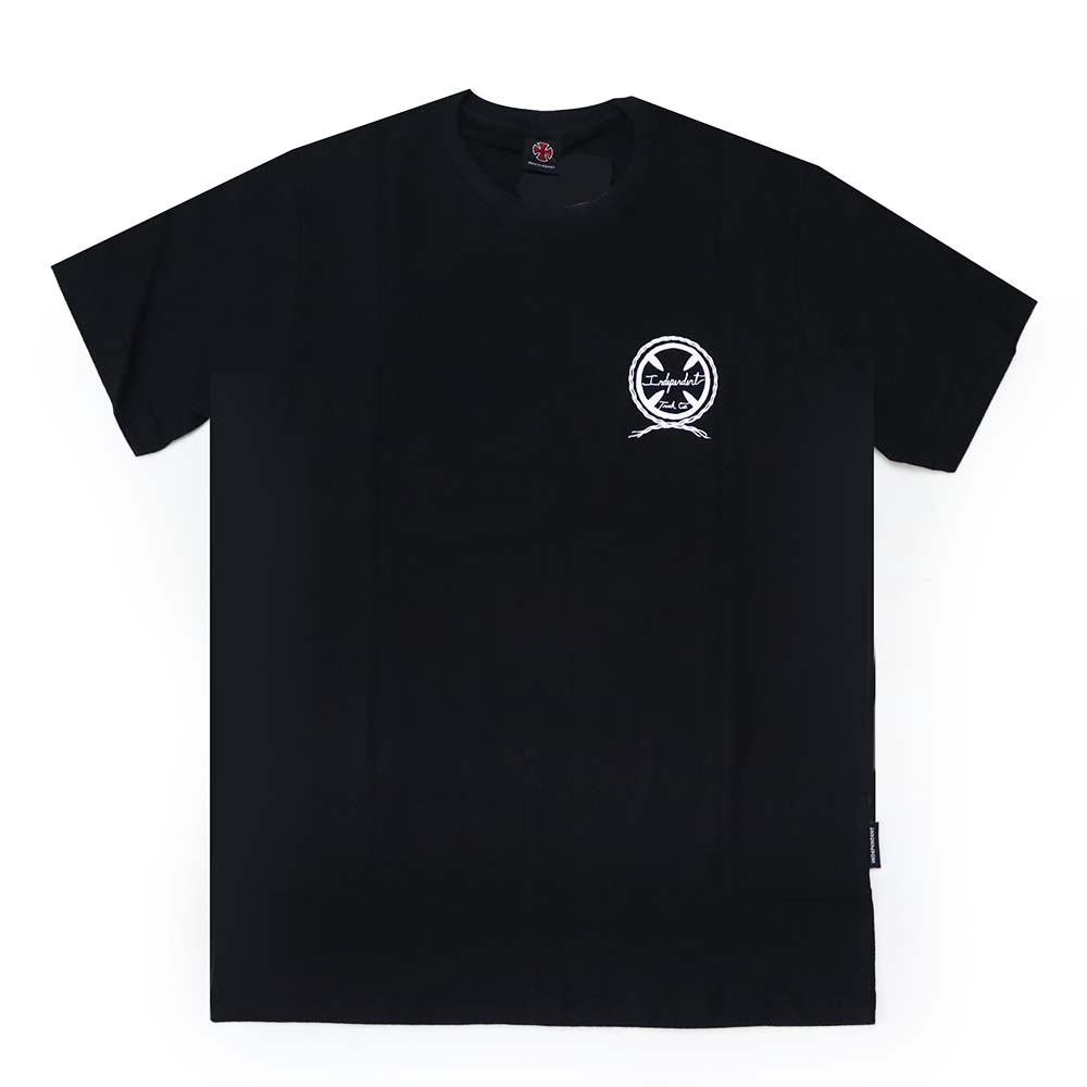 Camiseta Independent Fight Than Swith - Preto