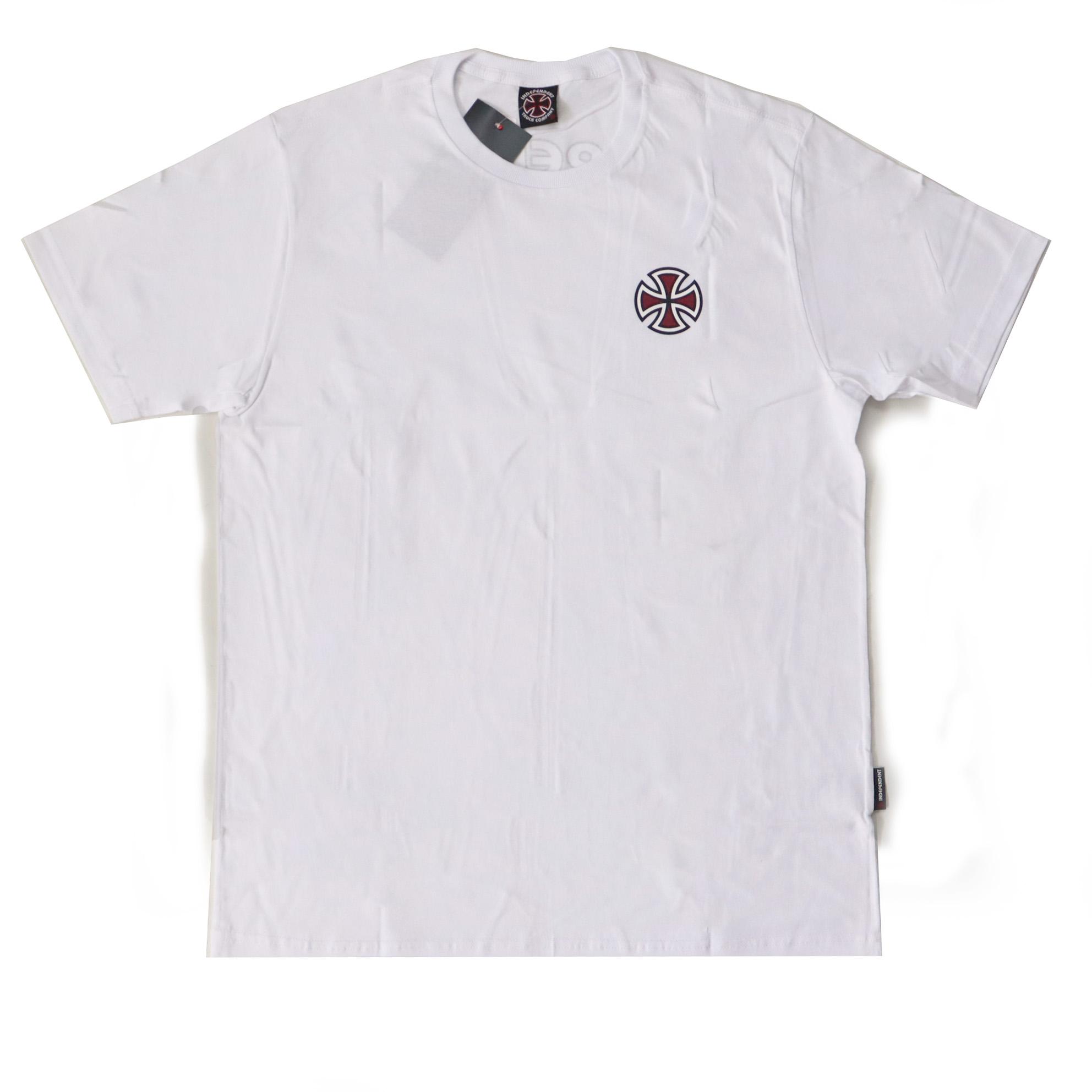 Camiseta Independent Nobs - Branco