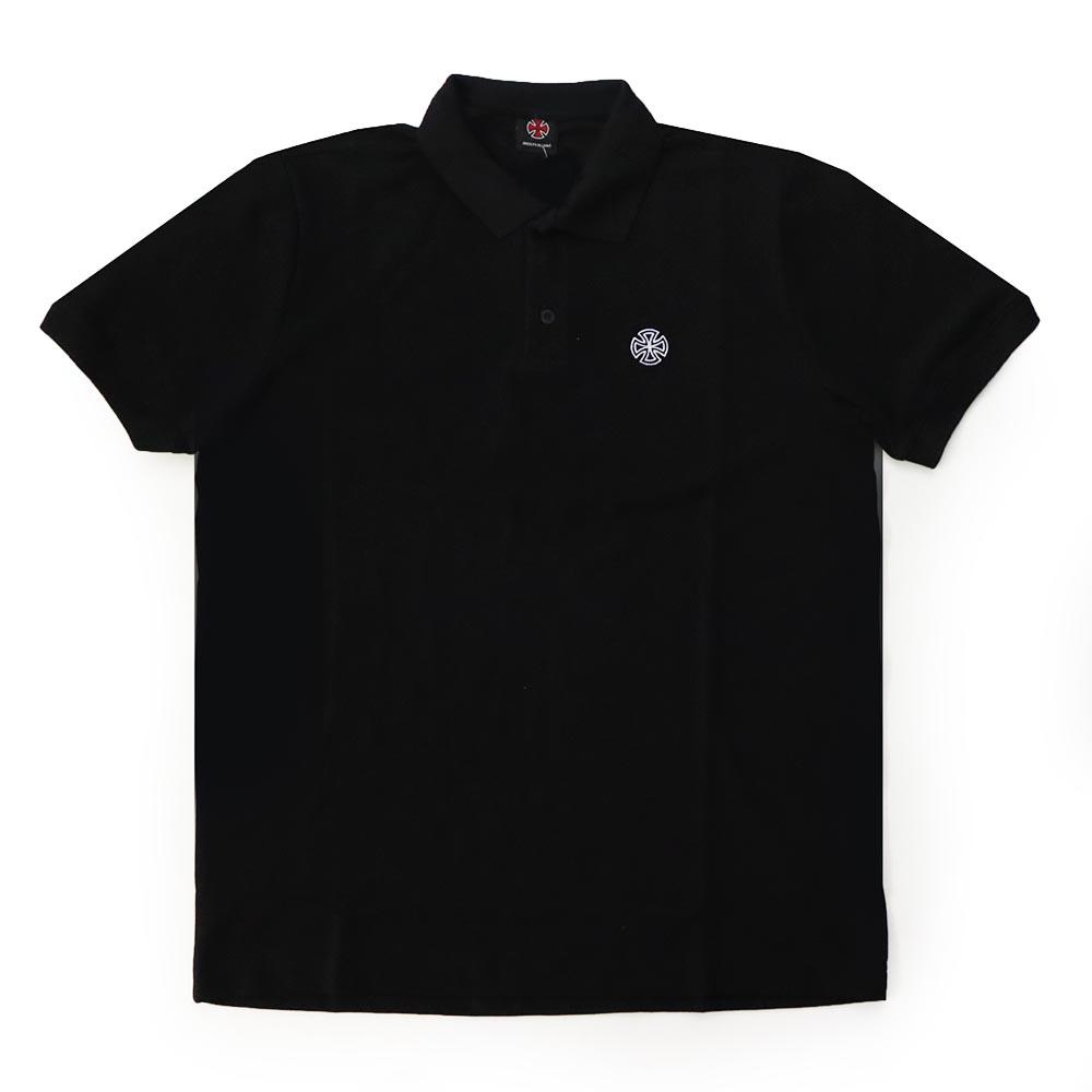Camiseta Independent Polo Tier Cross Especial - Preto