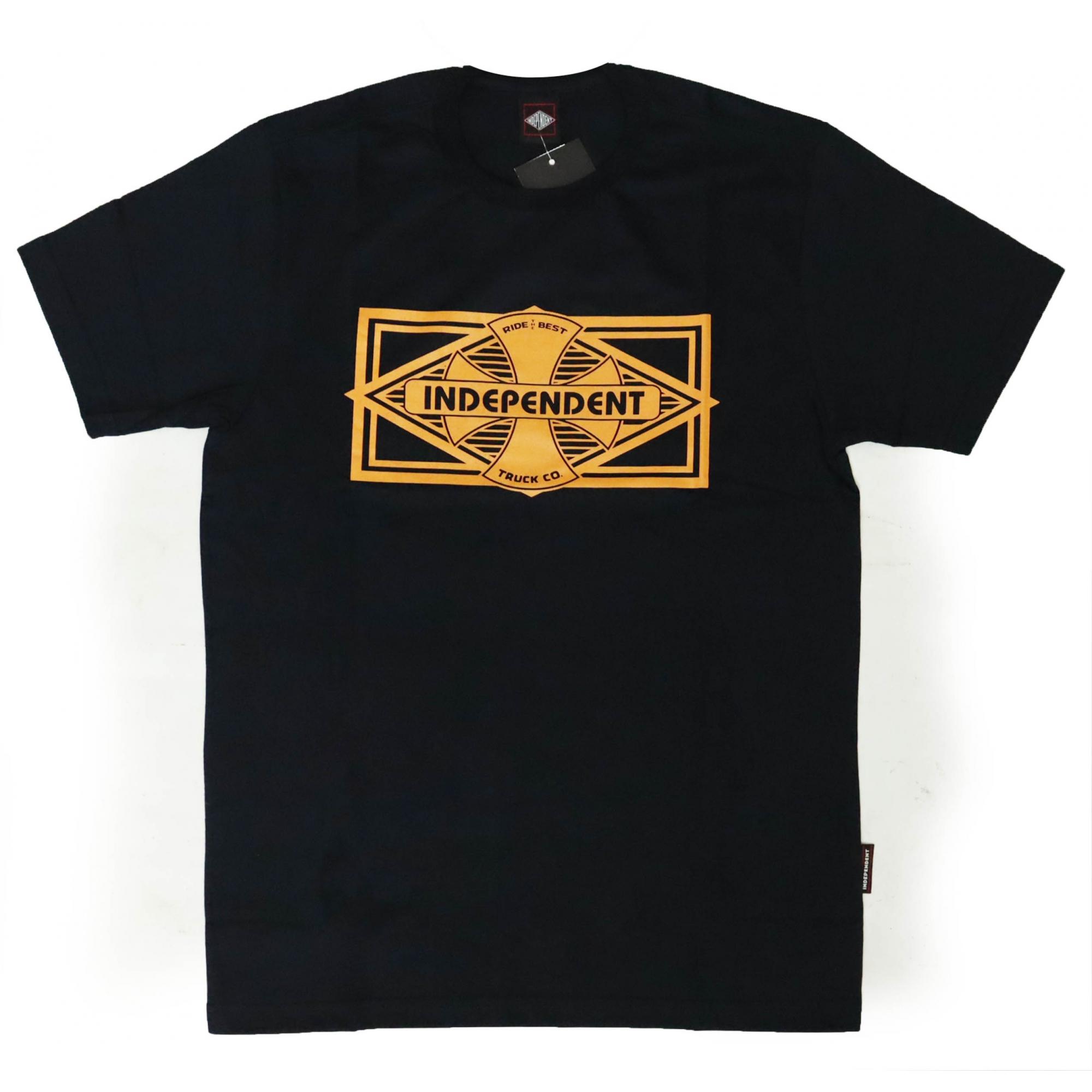 Camiseta Independent R.T.B Grill - Preto