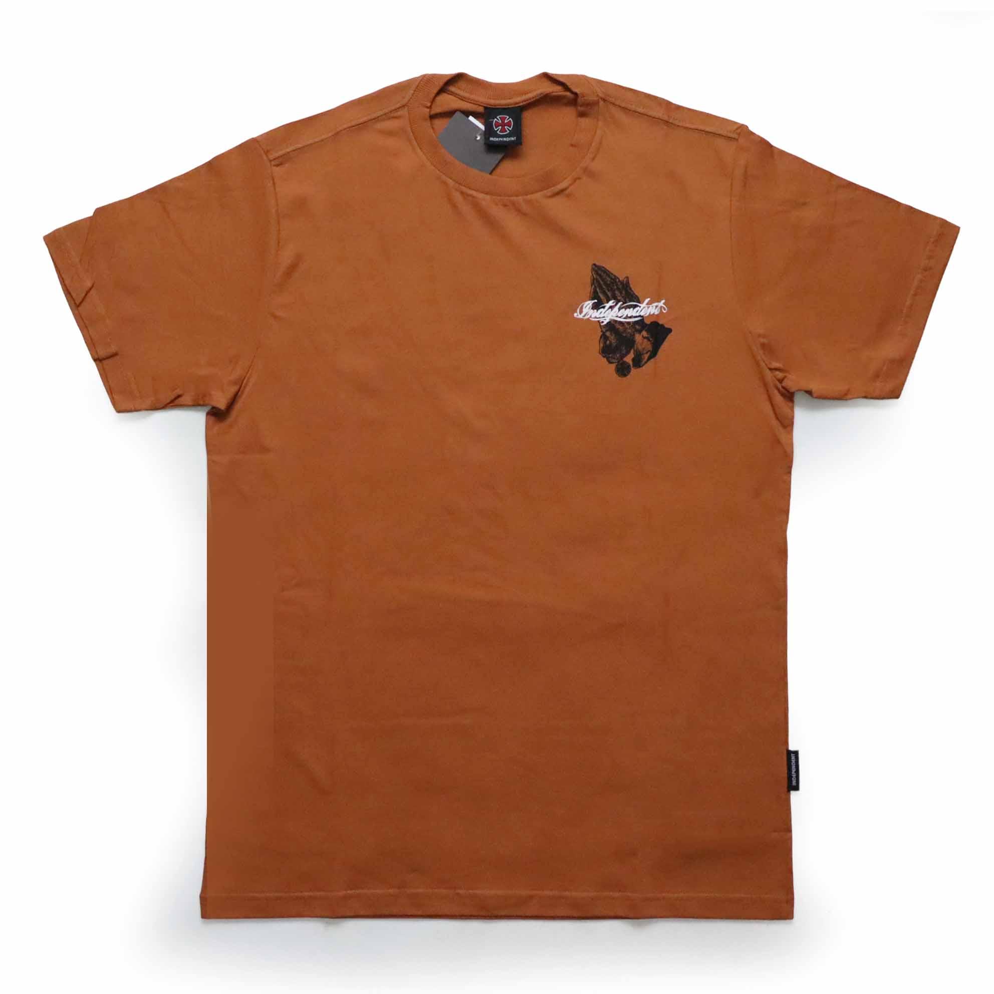Camiseta Independent Rosary - Cobre