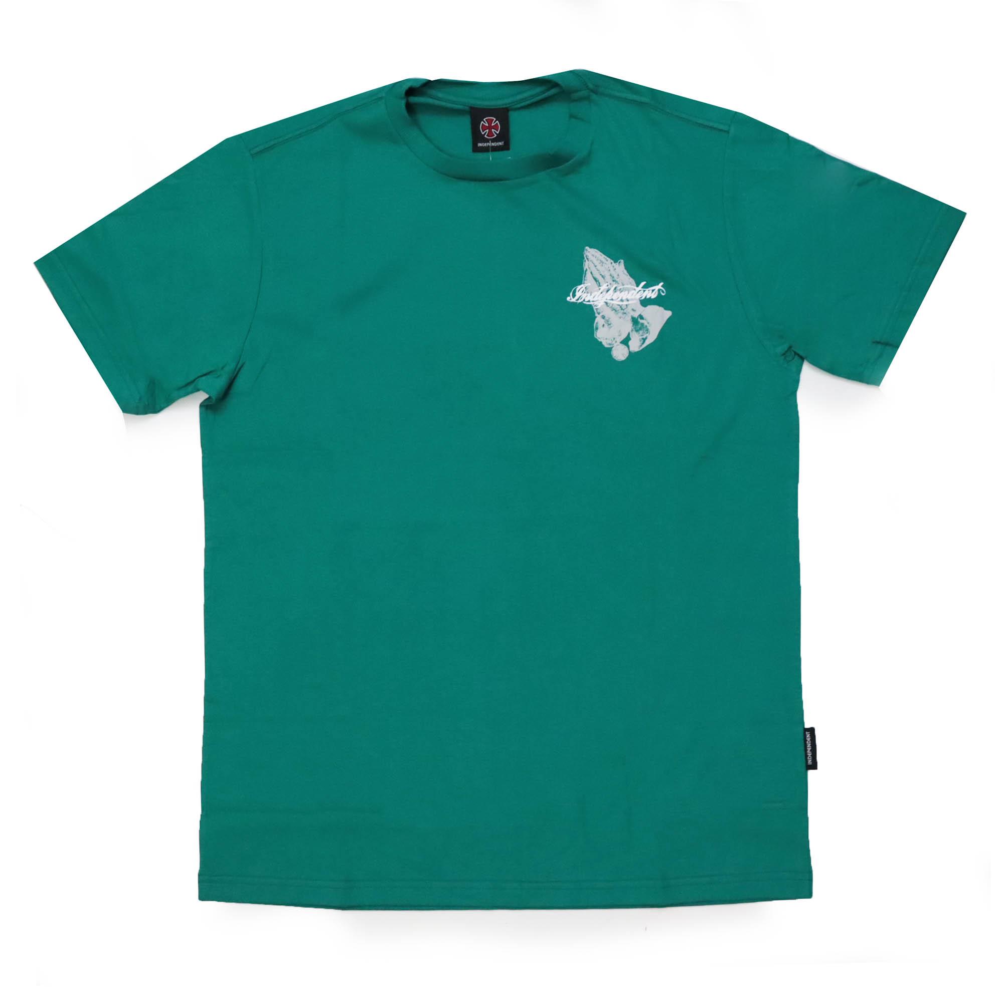 Camiseta Independent Rosary - Verde