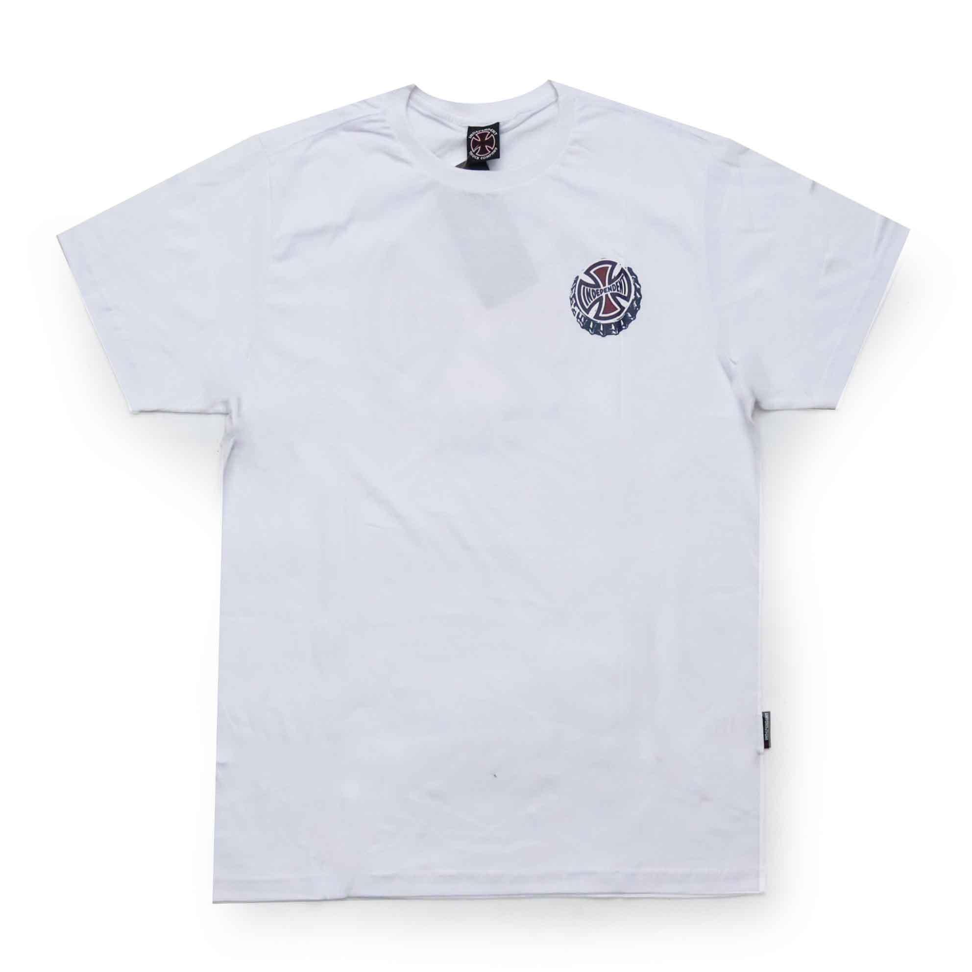 Camiseta Independent Suds - Branco
