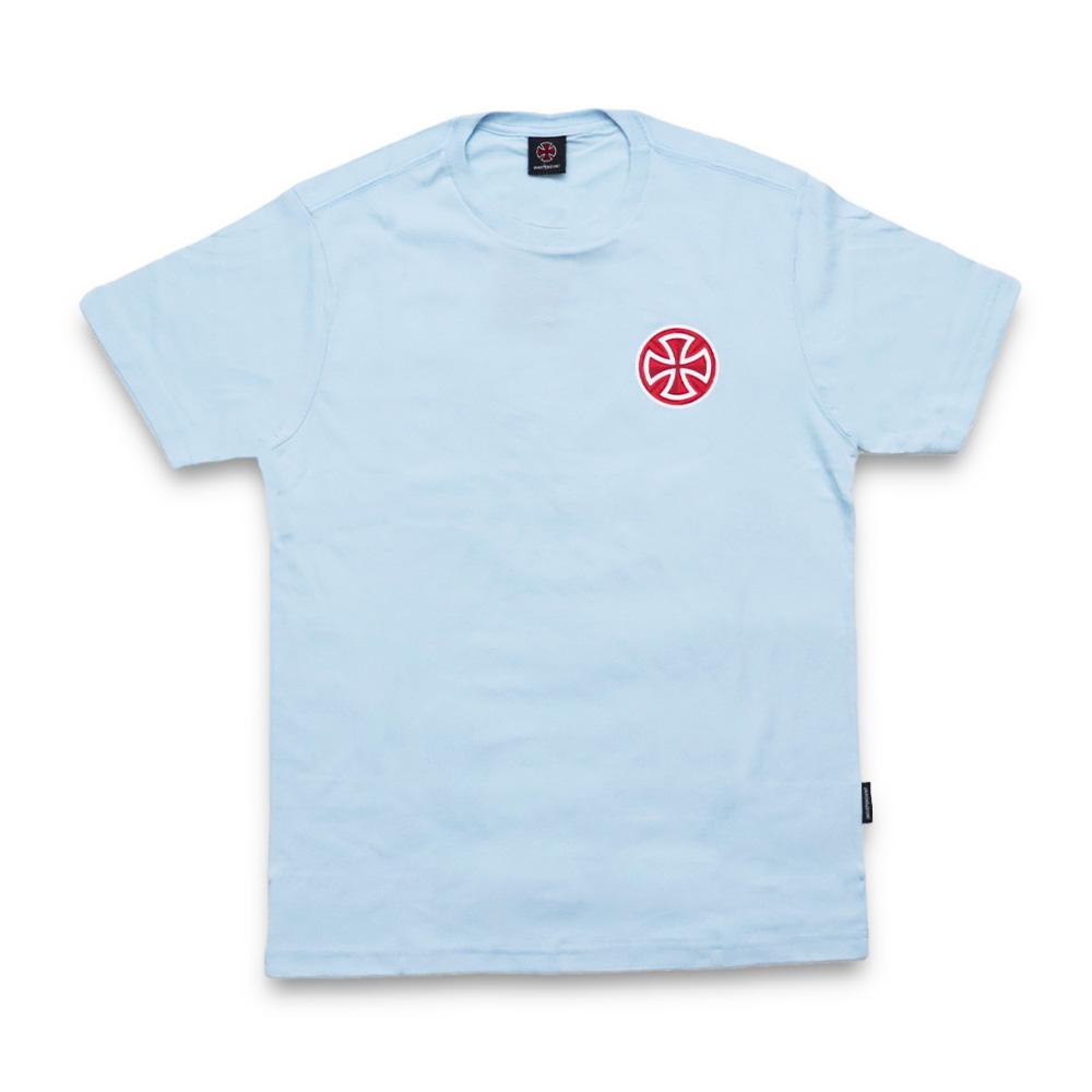 Camiseta Independent Target - Azul Claro
