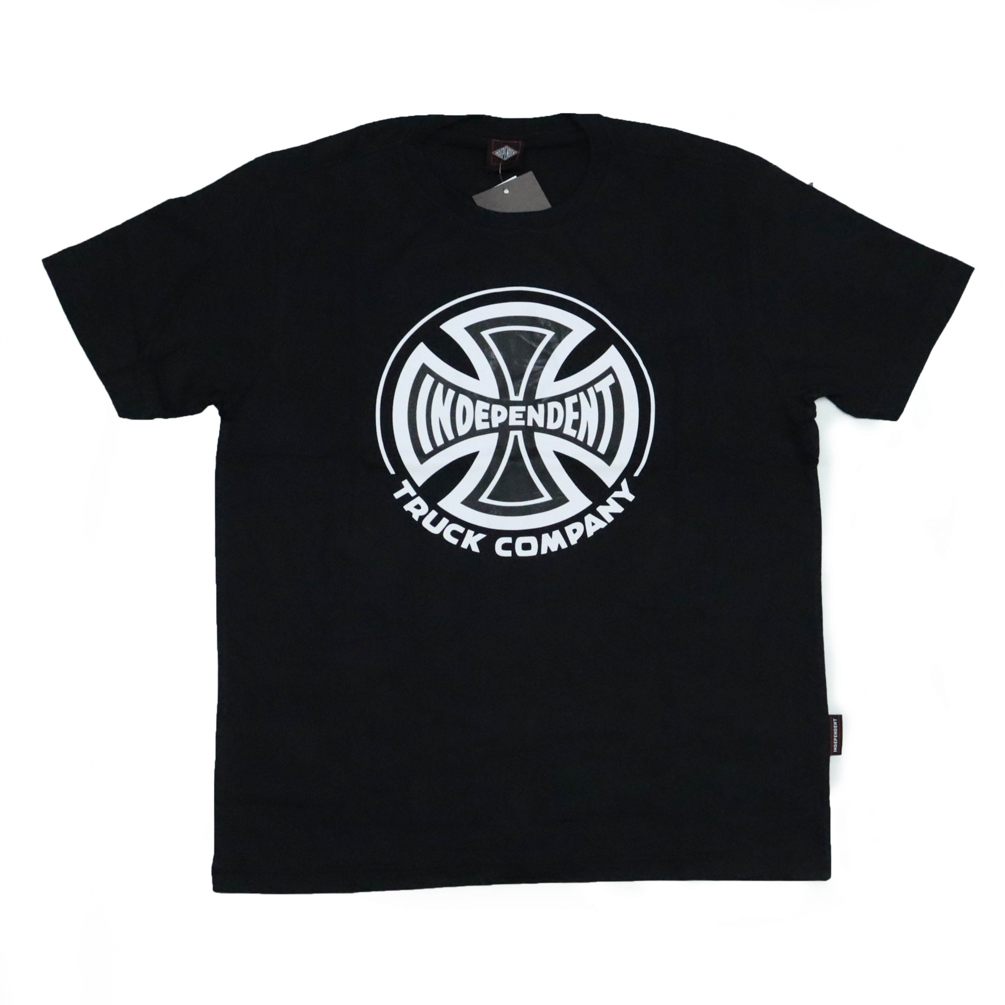 Camiseta Independent Truck Co 2 Colors - Preto