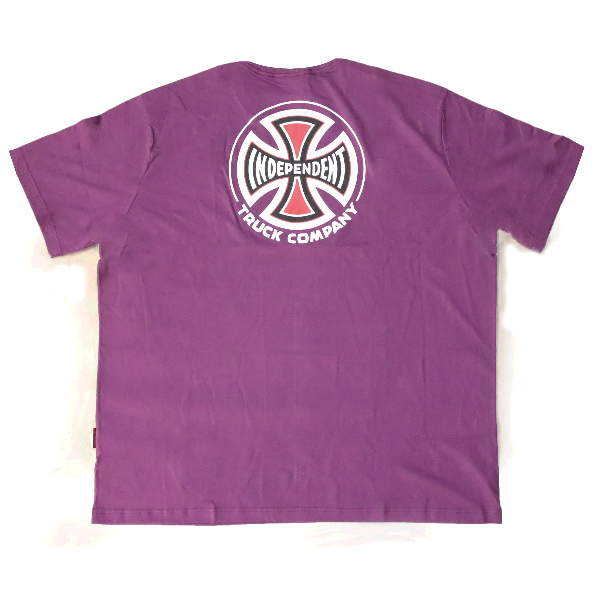 Camiseta Independent  Truck Co 3 Colors F/C - Roxo