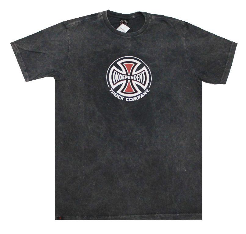 Camiseta Independent Truck Company - Heavy Wash