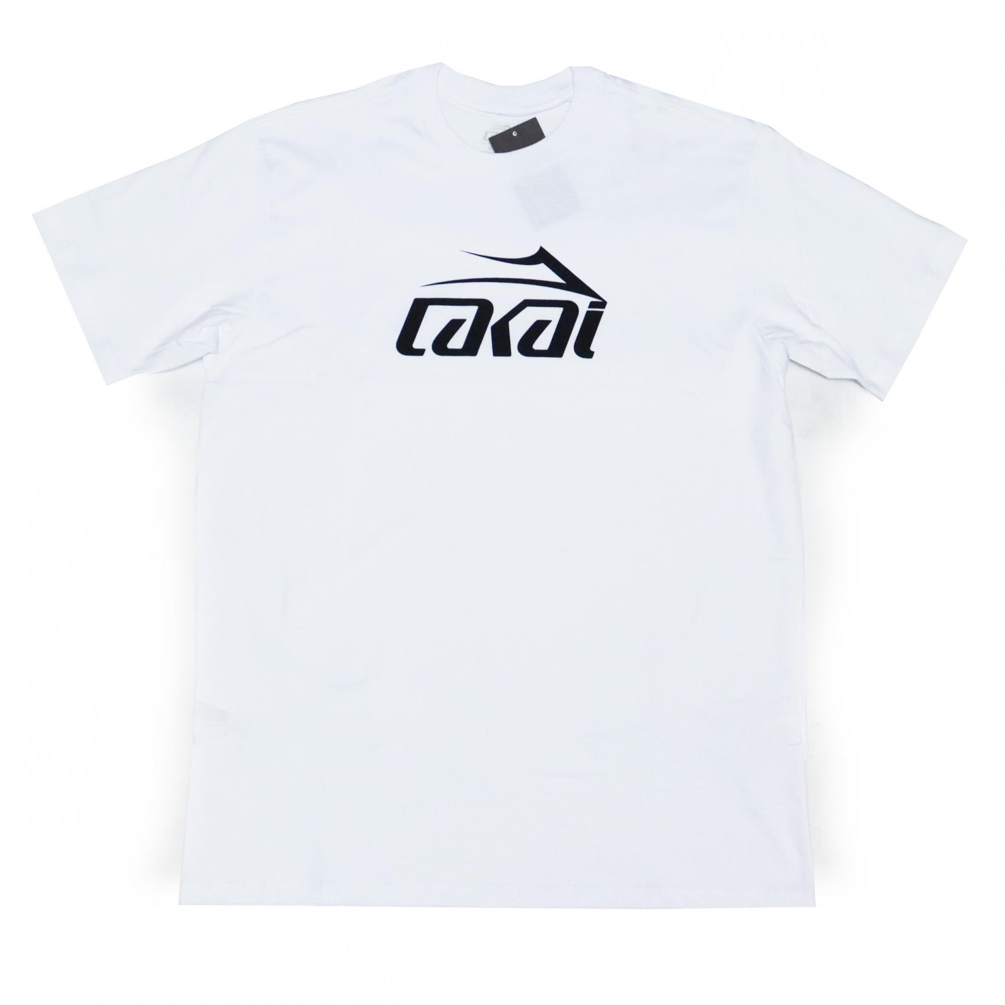 Camiseta Lakai Basic - Branco