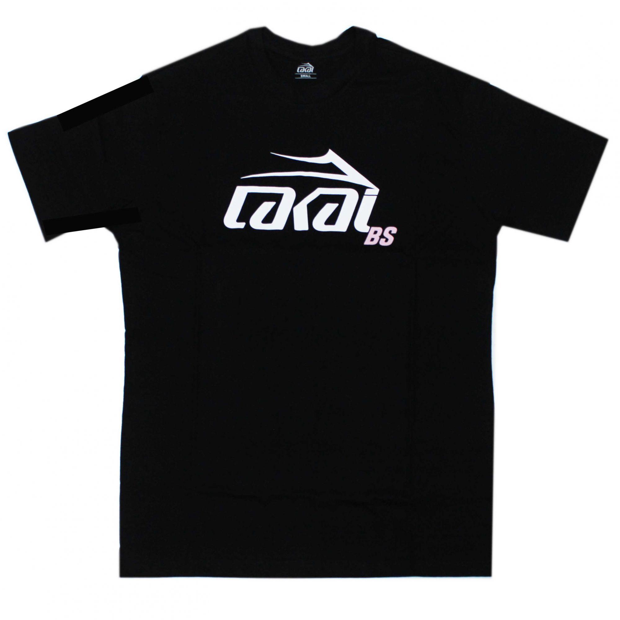 Camiseta Lakai Bullshit Preto